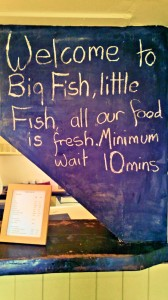 We review Big Fish Little Fish on Beaminster Community Website