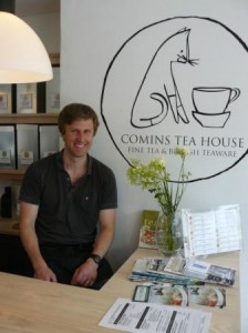 Comins Tea House written by Fresh Brew Marketing