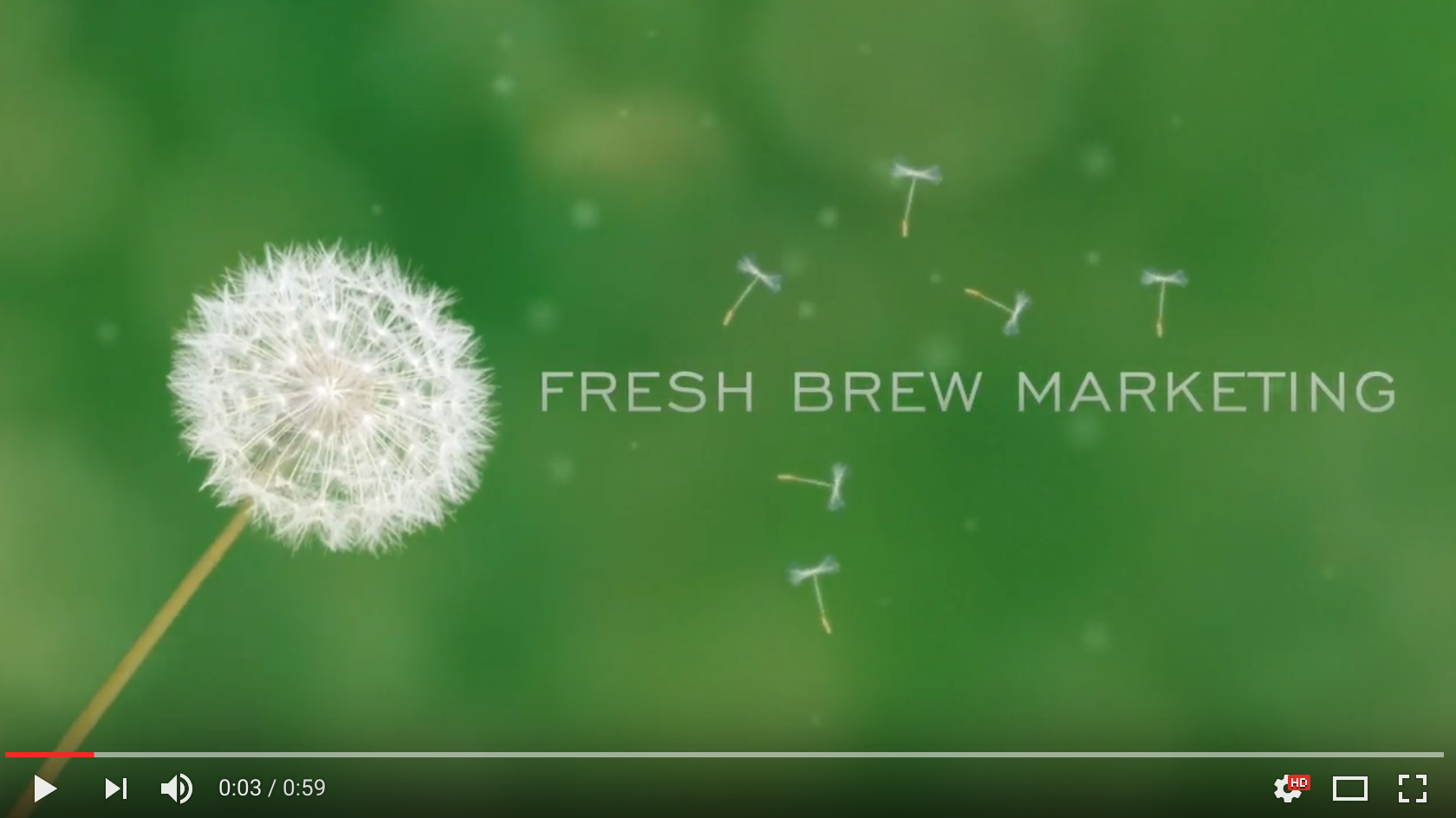 Why Fresh Brew Marketing